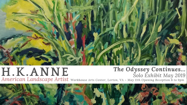 Solo Exhibition May 2019 The Odyssey Continues ...